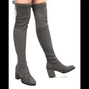 Aldo boots over the knee